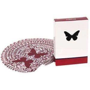 Schielkarten Zauberkarten mit Schmetterling Design