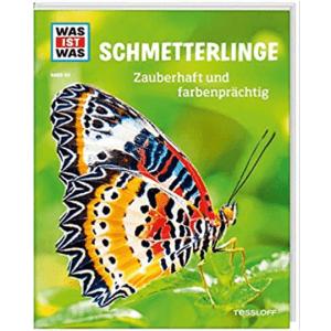 Buch über Schmetterlinge